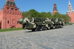 Межконтинентальная баллистическая ракета «Тополь» (Фото: ID1974, Shutterstock)