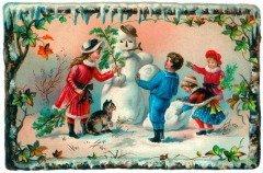 На Руси с этого дня начинались шумные гулянья... (Фото: Victorian Traditions, Shutterstock)