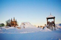 Считалось, что если в Андреев день пойдет снег, то он пролежит еще 110 дней (Фото: StockThings, Shutterstock)