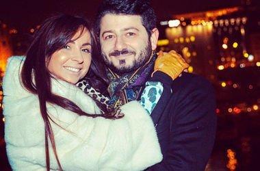 Михаил Галустян с женой Викторией. Фото: instagram