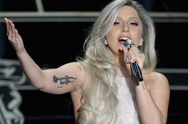 Леди Гага. Фото: AFP