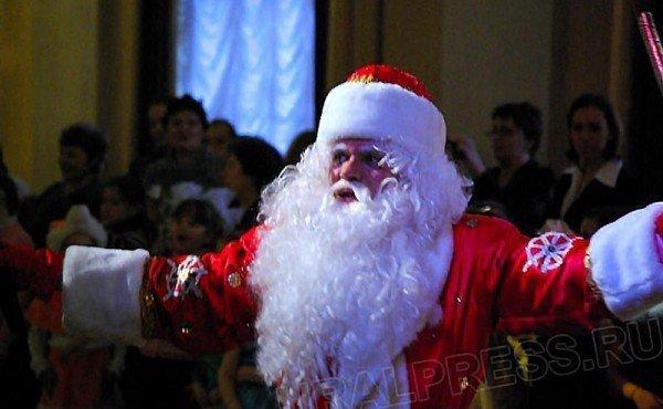 в Челябинске начнется  новогодняя кампания