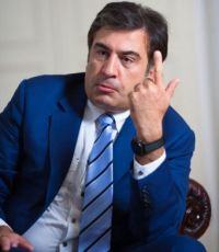 Саакашвили против Порошенко
