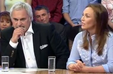 Валерий Меладзе и Альбина Джанабаева. Фото: Instagram