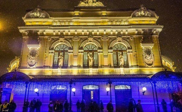 В Петербурге открылся Цирк