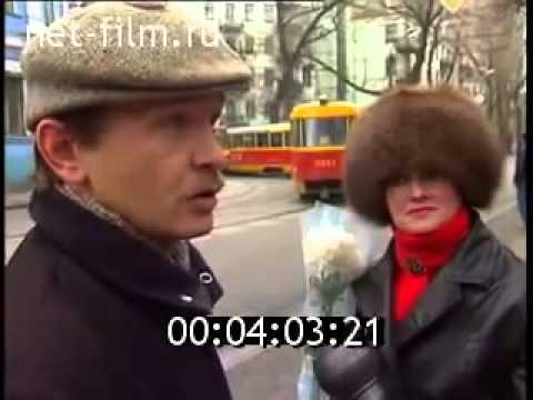 Что говорили граждане Украины 23 года назад (видео 1991 г.)
