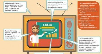 Манипуляции на телевидении