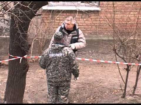 Опубликовано видео с места взрыва в Киеве