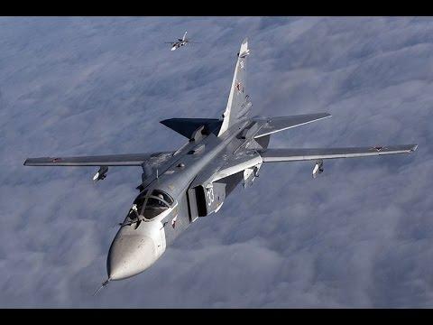 ВКС РФ ударили бомбой БЕТАБ-500 по ЗРК «Оса» боевиков в Сирии