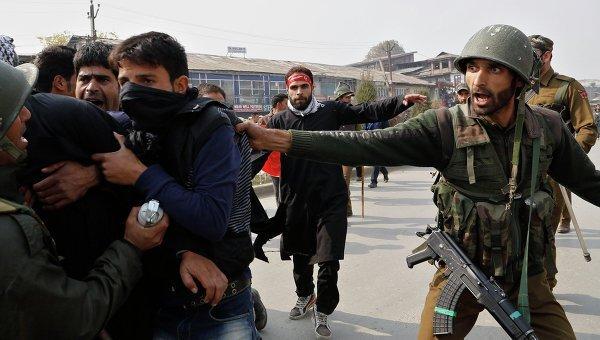 ИГИЛ действует уже в Индии