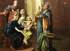 Это событие совершается на восьмой день после праздника Рождества Христова