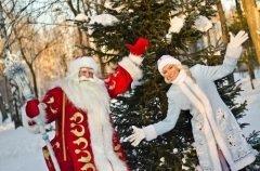 Дед Мороз и Снегурочка — главные персонажи этого праздника (Фото: sergo1972, Shutterstock)