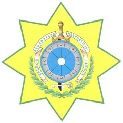 Эмблема таможенного комитета Азербайджана