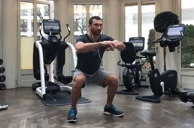 Владимир Кличко сменил имидж. Фото: instagram/klitschko_official
