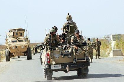 в Афганистане ситуация стала критической