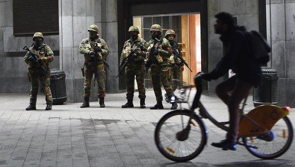 Бельгии не нужна армия