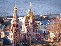 Церковь Собора Пресвятой Богородицы в Нижнем Новгороде (Фото: LeniKovaleva, Shutterstock)