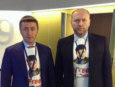 арестовать всех, кто был в Крыму
