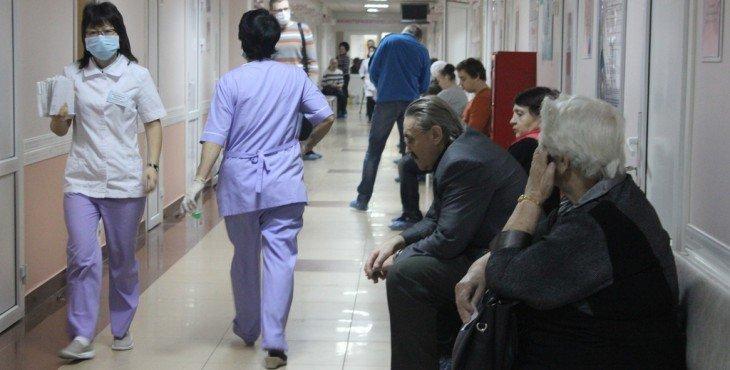 число заболевших в Ростове растет
