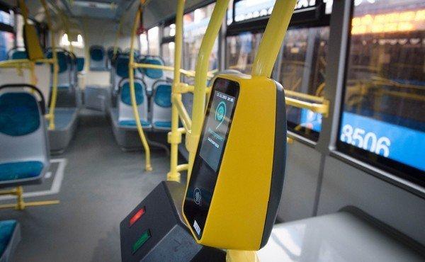 в автобусах появится интернет