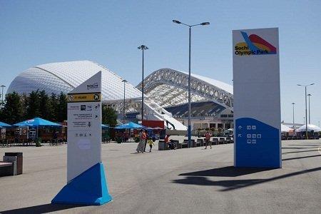 стадион почти готов к Чемпионату