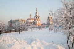 С праздником связано понятие «крещенские морозы» (Фото: Sergey Momotyuk, Shutterstock)