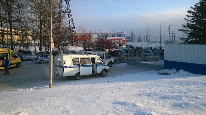 сообщение о бомбе оказалось не из России