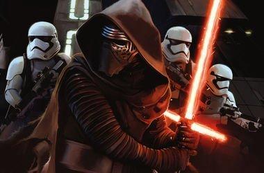 """""""Звездные войны: Пробуждение силы"""" поставили рекорд после 20 дней проката. Фото: www.kinowar.com"""