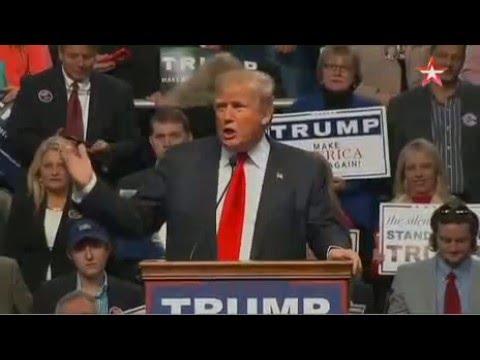 Дональд Трамп режет правду-матку и другие хвосты
