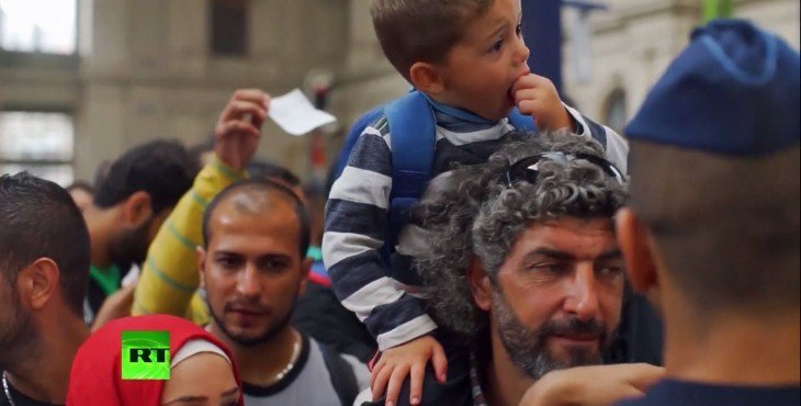 Европейские учреждения закрывают двери перед беженцами