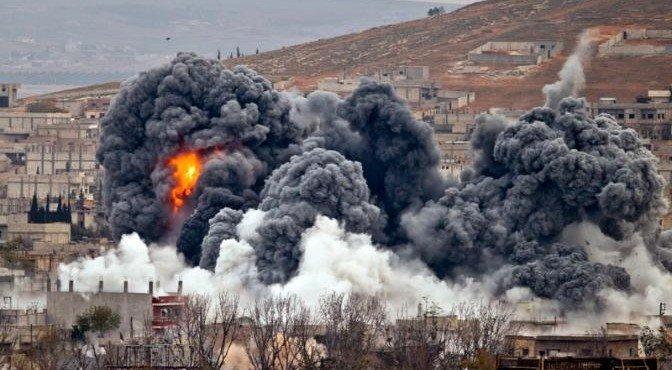 Ситуация на турецко-сирийской границе (Фото: AP Photo/ТАСС)