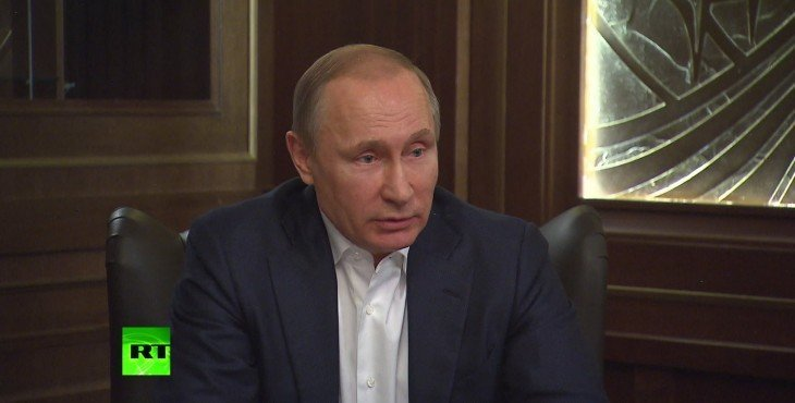 Президент России Владимир Путин дал интервью немецкому изданию Bild. Полная версия