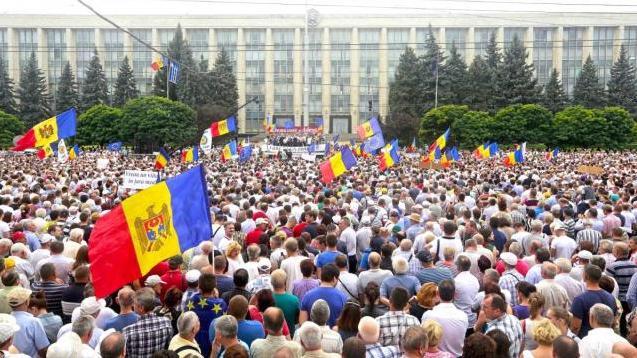 protest-moldavan