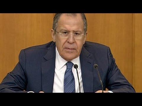 Сергей Лавров ответил украинскому журналисту на вопрос о Донбассе
