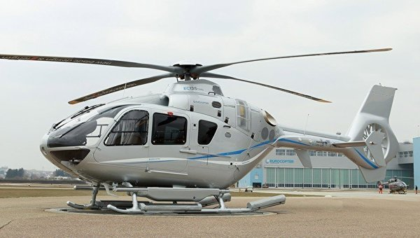 Уральский завод начнет сборку Airbus Helicopters H135 в 2017 году