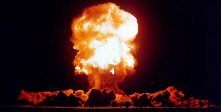 ядерная гонка еще впереди