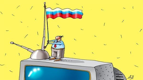 """Перешли в наступление – телеканал """"Крым 24"""" начал вещание на территорию Украины"""