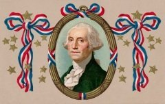 Джордж Вашингтон - первый американский президент, считающийся «отцом-основателем» страны (Фото: Victorian Traditions, Shutterstock)