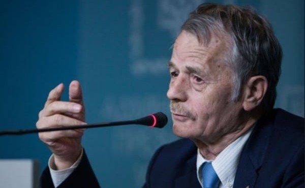 Джемилев хочет завоевать Крым