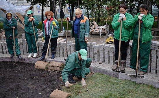 Улицы Москвы будут облагорожены