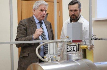 В НГУ открылась новая лаборатория