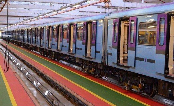 новые вагоны для метрополитена Москвы