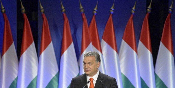 Венгрия против санкций