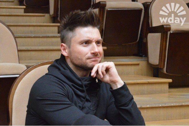 Сергей Лазарев уверен, что артист всегда должен быть в форме, Фото: Татьяна Головина