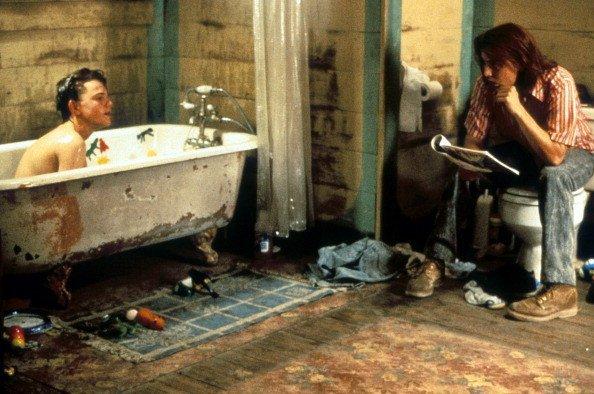 Лео и Джонни в фильме «Что гложет Гилберта Грейпа?», Фото: Getty Images