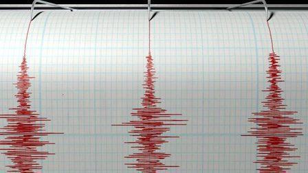 в Красноярске землетрясение