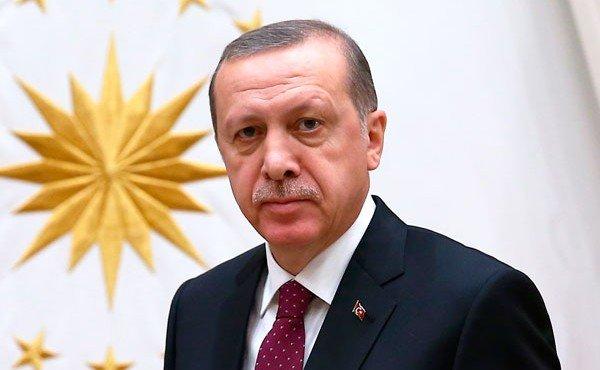 Эрдоган не терпит критики