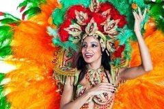 Это самый большой, красочный, эмоциональный, яркий, народный праздник Бразилии (Фото: Gold Stock Images, Shutterstock)
