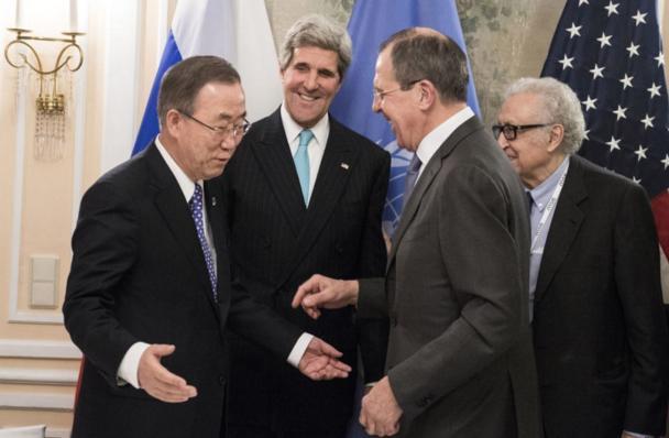 Участники переговоров по Сирии предложили установить перемирие уже 15 февраля