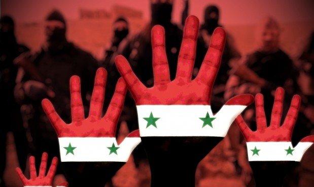 против ИГИЛ восстает население